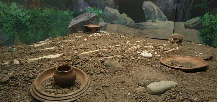 レンゴン渓谷の考古遺産