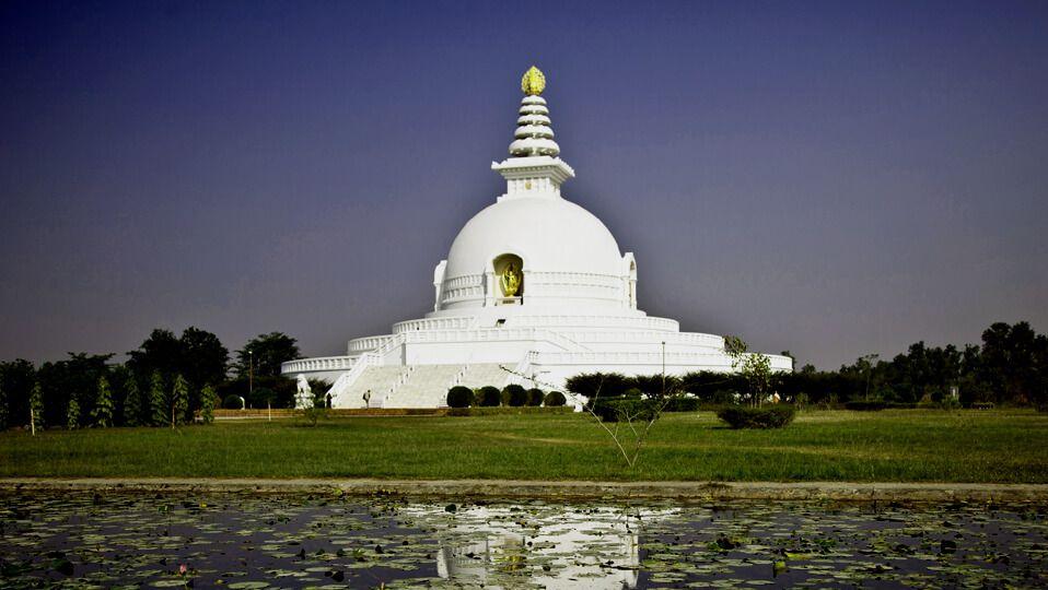 仏陀の生誕地ルンビニ|ネパール...
