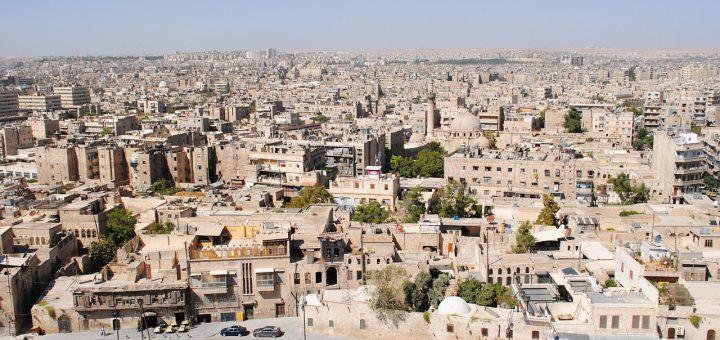 古代都市アレッポ