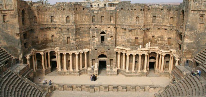 古代都市ボスラ