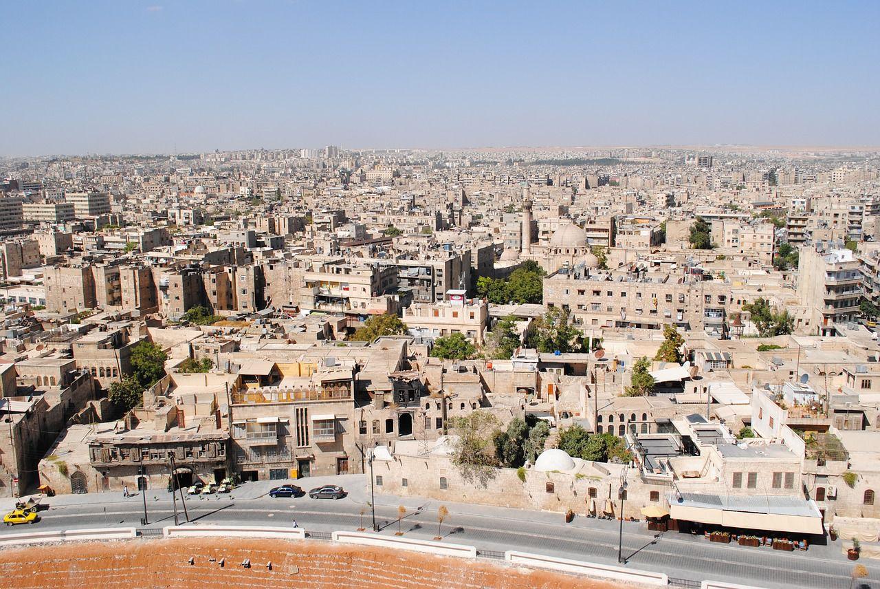 古代都市アレッポの画像 p1_24