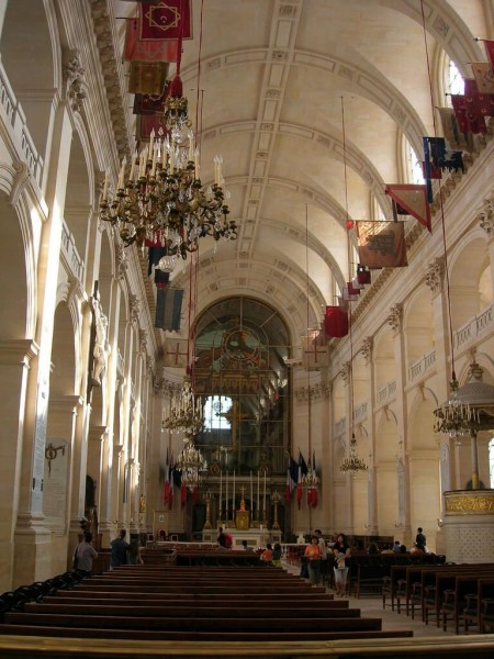 photo credit: Soldiers Church, Les Invalides, Paris via photopin (license)