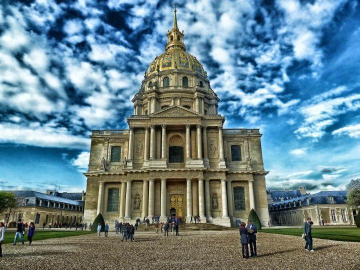 アンヴァリッド(国立廃兵院)|パリのセーヌ河岸