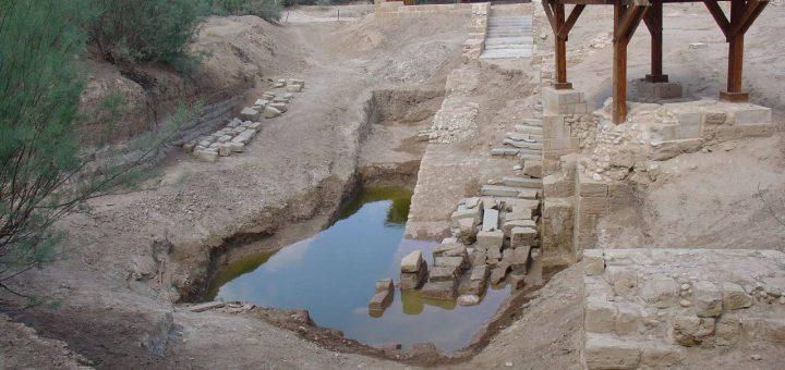 イエス・キリスト洗礼の地「ヨルダン川対岸のベタニア」(アル・マグタス)