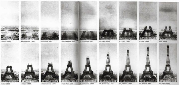 【世界遺産】エッフェル塔|パリのセーヌ河岸