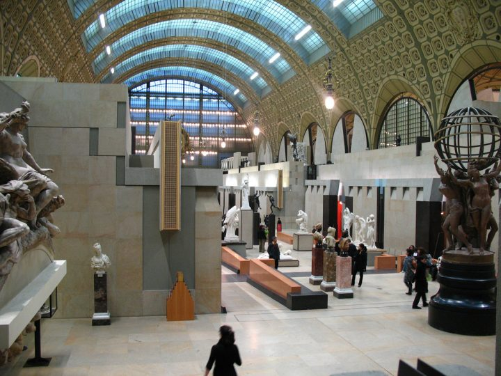 photo credit: Inside d'Orsay Museum, Paris, France via photopin (license)