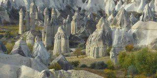 カッパドキアの岩窟群|ギョレメ国立公園とカッパドキアの岩窟群
