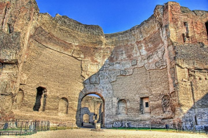photo credit: The Baths of Caracalla via photopin (license)