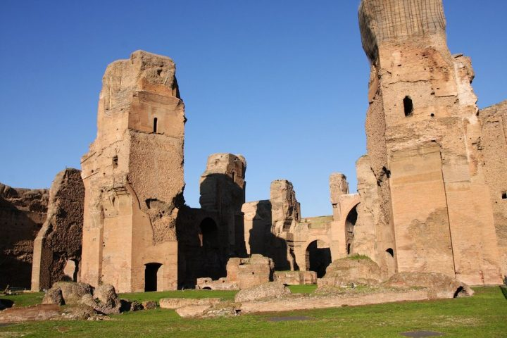 photo credit: Baths of Caracalla via photopin (license)