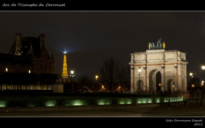photo credit: Arc de Triomphe du Carrousel via photopin (license)