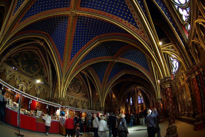 photo credit: Sainte-Chapelle, Ile de La Cité, Paris via photopin (license)