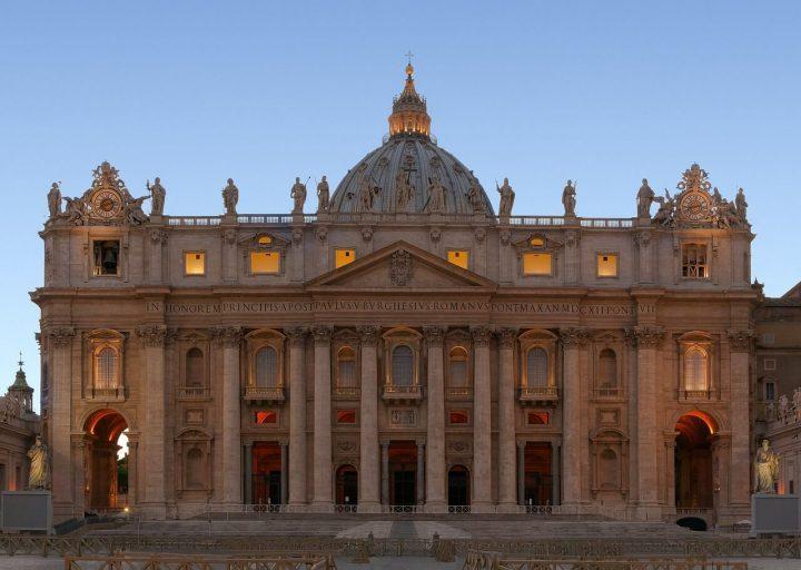 サン・ピエトロ大聖堂|バチカン市国