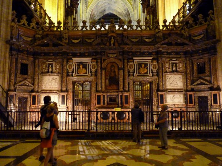 photo credit: sevilla cathedral retrochoir (2) via photopin (license)