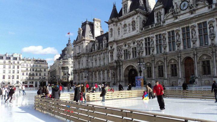 【世界遺産】パリ市庁舎|パリのセーヌ河岸