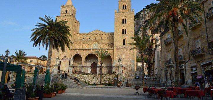 パレルモのアラブ=ノルマン様式建造物群およびチェファル大聖堂、モンレアーレ大聖堂