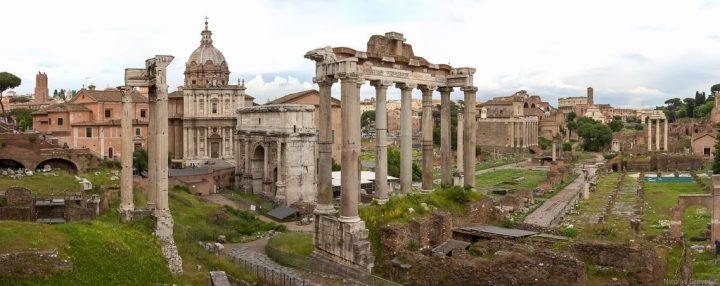 photo credit: Panoramic Foro Romano via photopin (license)