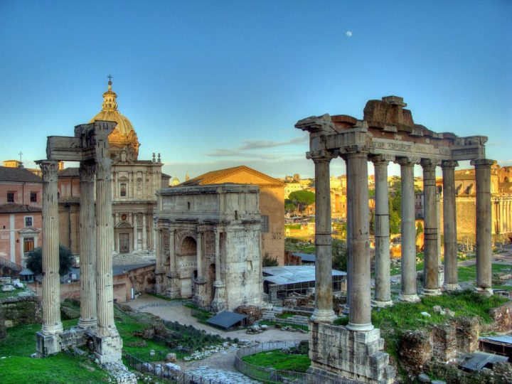 photo credit: Arch of Septimius Severus via photopin (license)