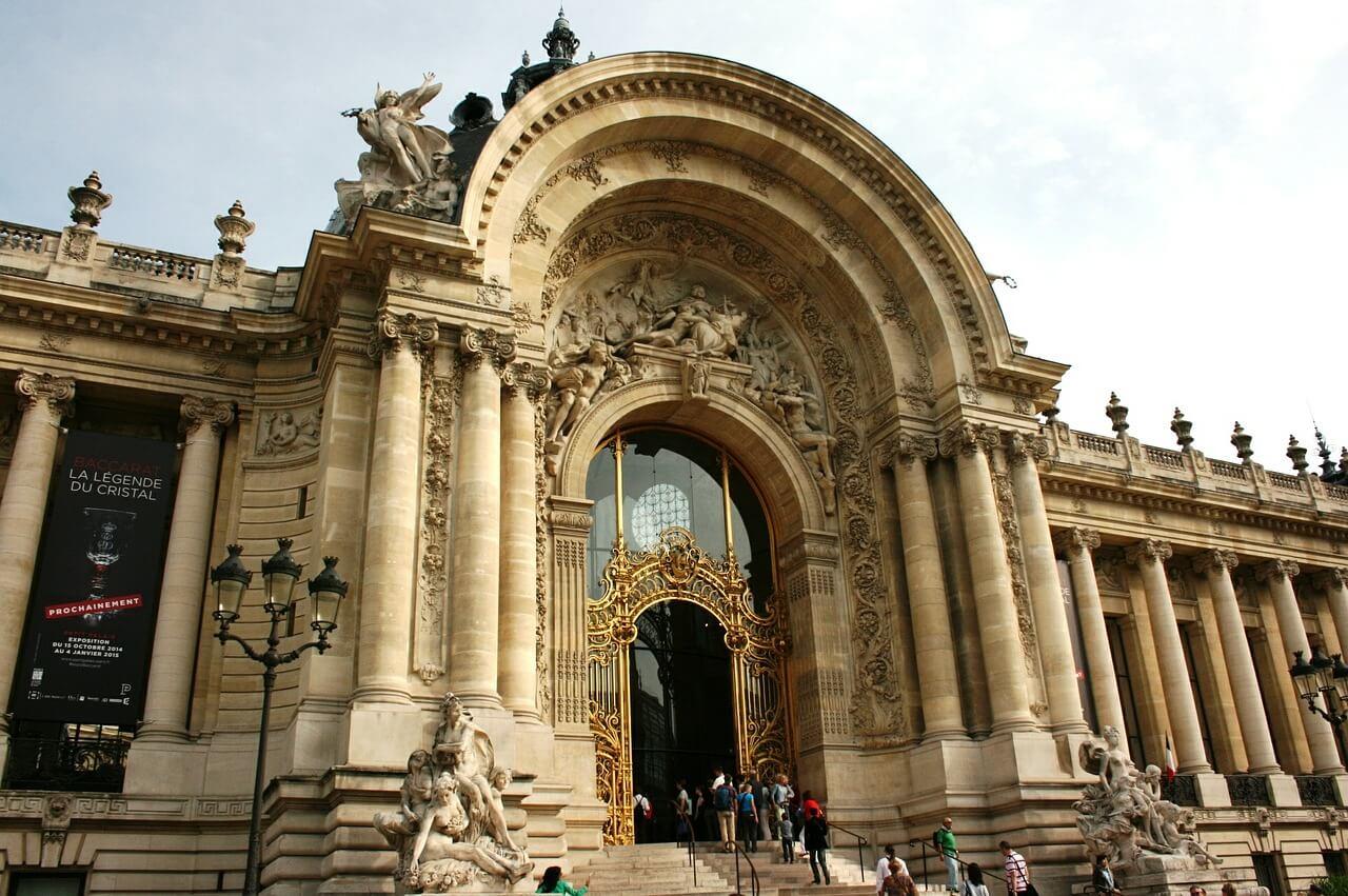 プティ・パレ|パリのセーヌ河岸 |世界遺産オンラインガイド