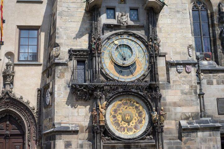 プラハ旧市庁舎|プラハ歴史地区