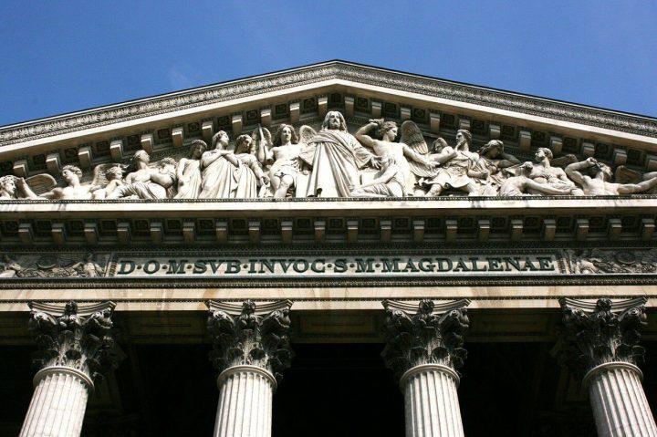 【世界遺産】マドレーヌ寺院|パリのセーヌ河岸