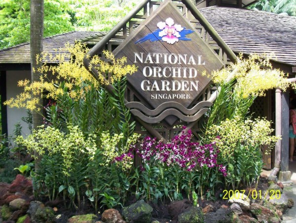 photo credit: The legendary Orchid Garden via photopin (license)