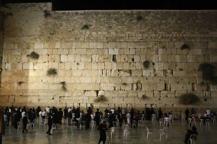 嘆きの壁|エルサレムの旧市街とその城壁群 (2)
