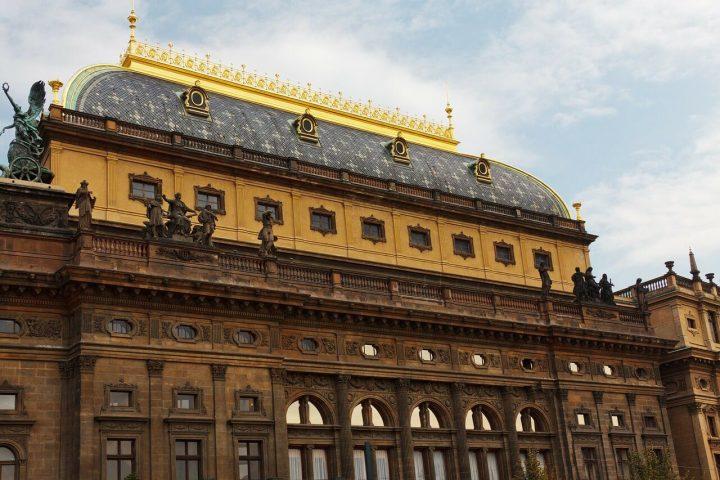 国民劇場|プラハ歴史地区 (2)