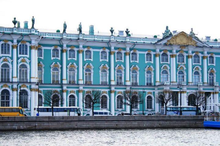 エルミタージュ美術館|サンクトペテルブルク歴史地区と関連建造物群 (3)