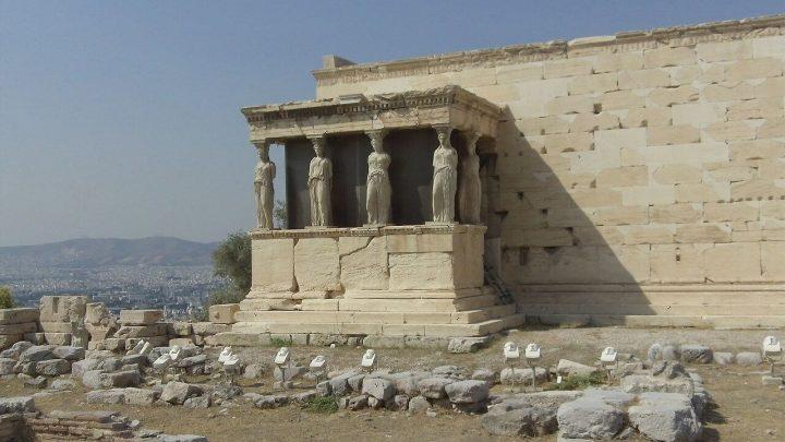 【世界遺産】エレクティオン|アテネのアクロポリス
