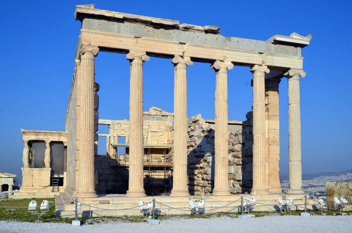 photo credit: Erechtheion / entrance via photopin (license)