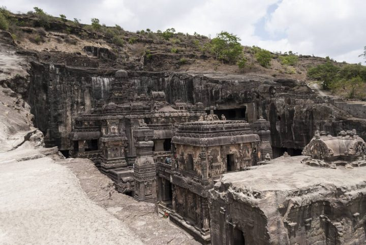 photo credit: Ellora Caves - Chota Kailash via photopin (license)
