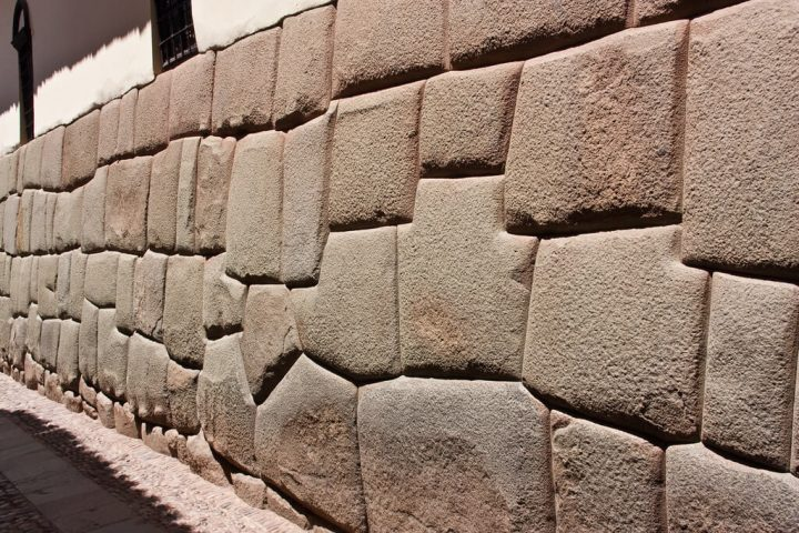 photo credit: Original Incan 'Pillowed' Stonework via photopin (license)