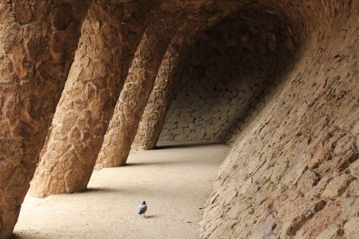 【世界遺産】グエル公園|アントニ・ガウディの作品群
