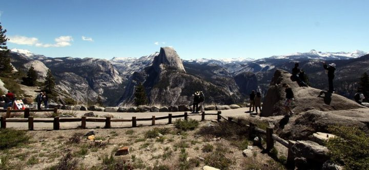 photo credit: Half Dome Lanscape View via photopin (license)