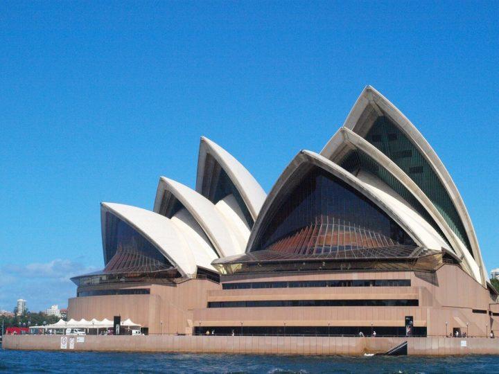シドニー・オペラハウス (2)
