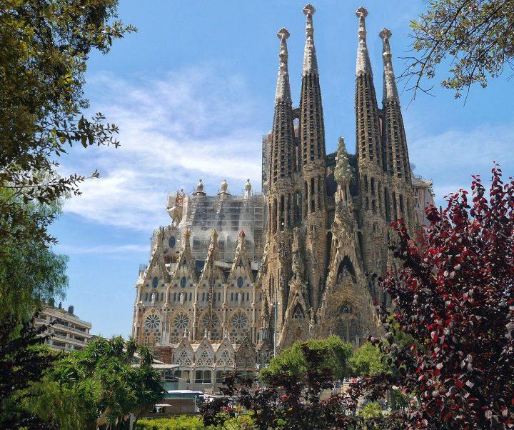 スペインの世界遺産・サグラダファミリア