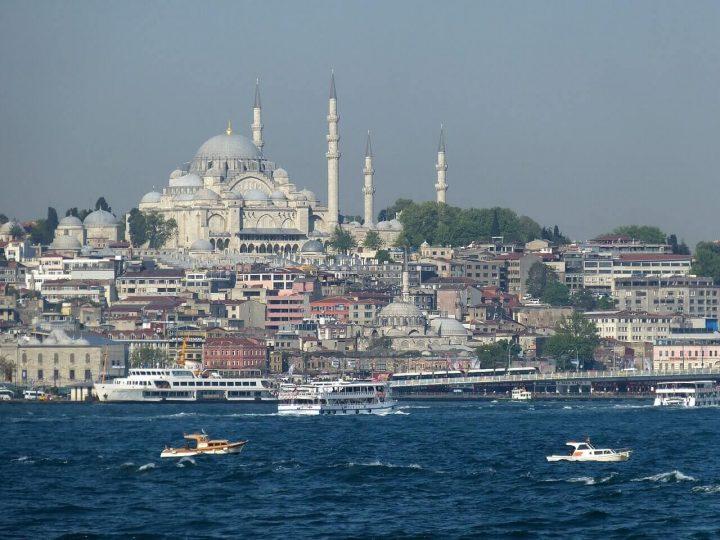 スレイマニエ・モスク|イスタンブルの歴史地区 (1)