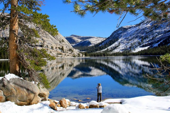 photo credit: Tenaya Lake reflection via photopin (license)