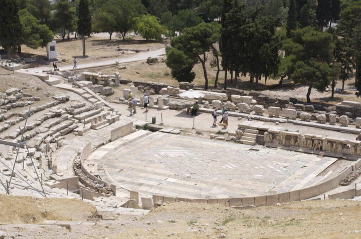 photo credit: Theatre of Dionysus via photopin (license)