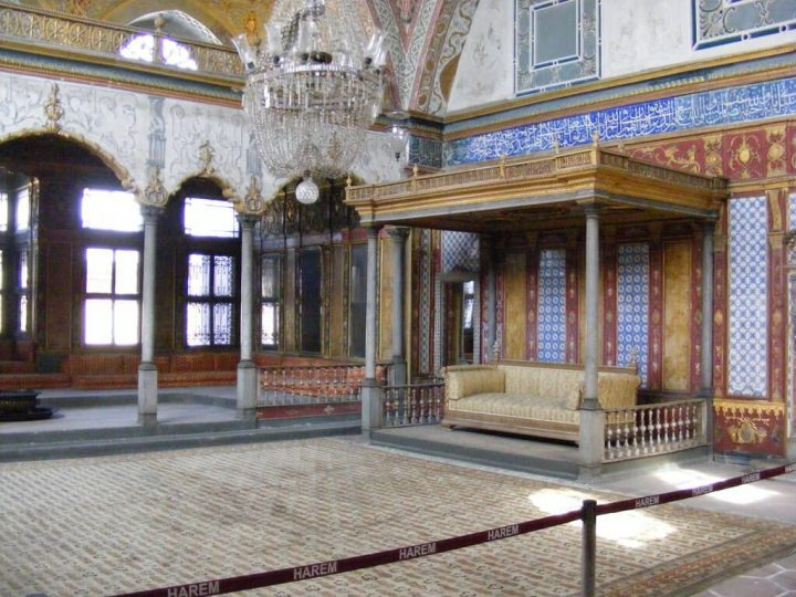 photo credit: The Harem in the Topkapı Palace - 6 via photopin (license)