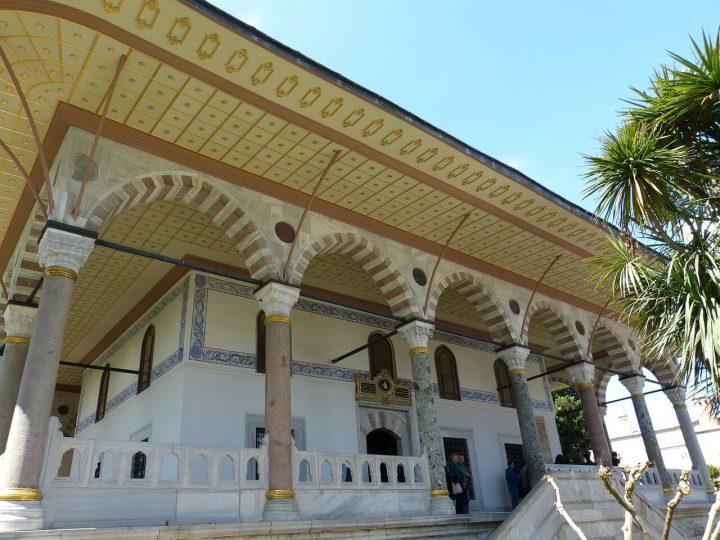 【世界遺産】トプカプ宮殿|イスタンブルの歴史地区