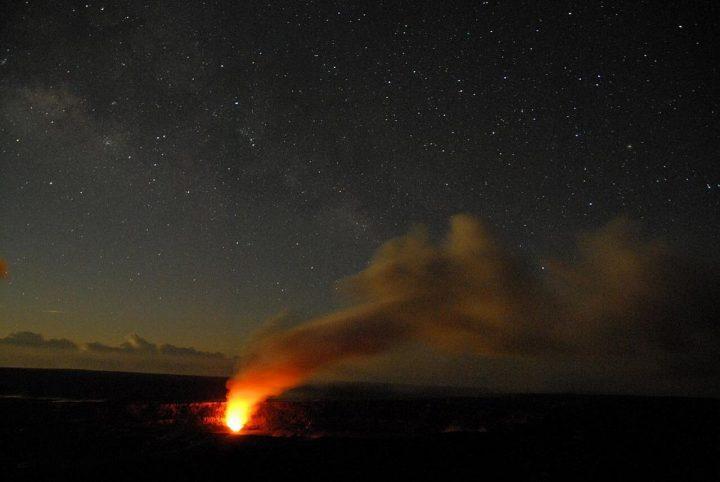 ハワイ火山国立公園・世界遺産 (1)