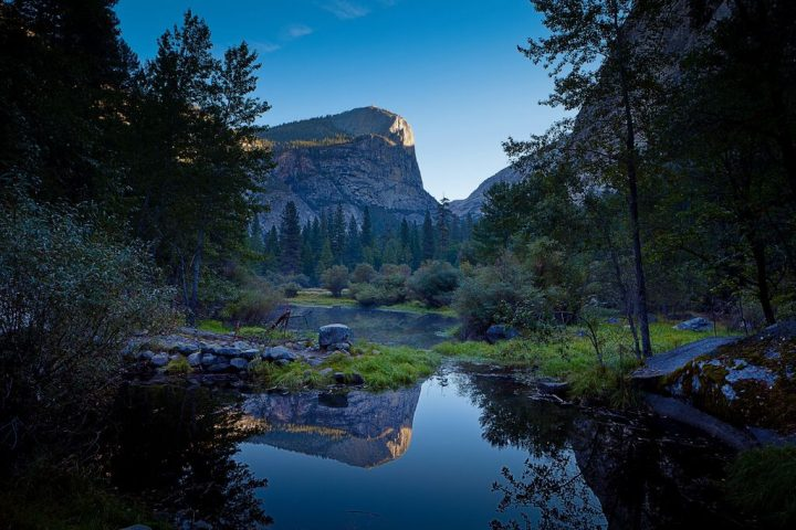 photo credit: Mirror Lake in Yosemite Velley - a shadow of its former self via photopin (license)