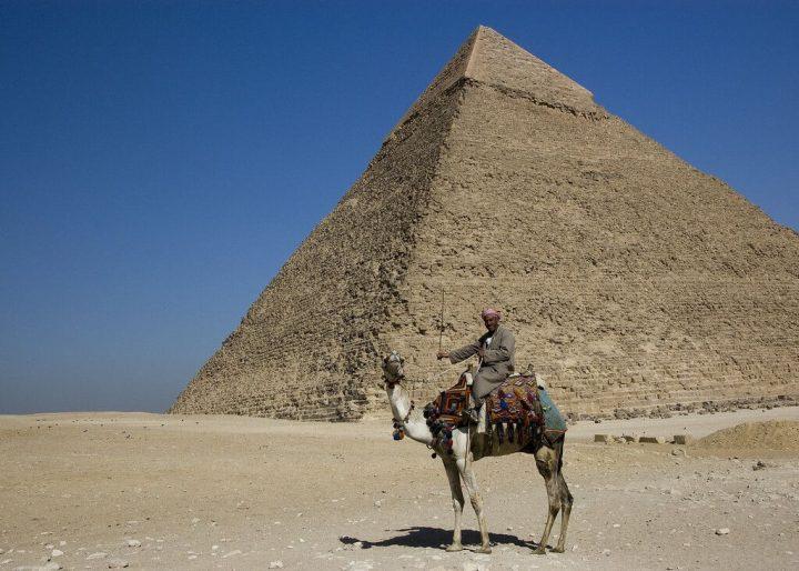 photo credit: The Great Pyramid of Giza via photopin (license)