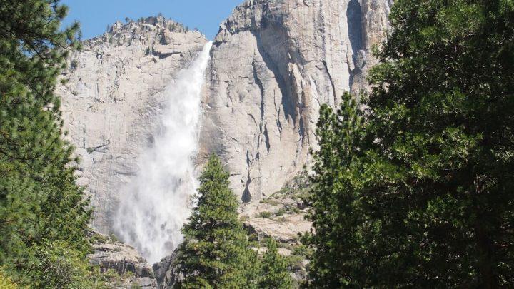 【世界遺産】ヨセミテ滝|ヨセミテ国立公園