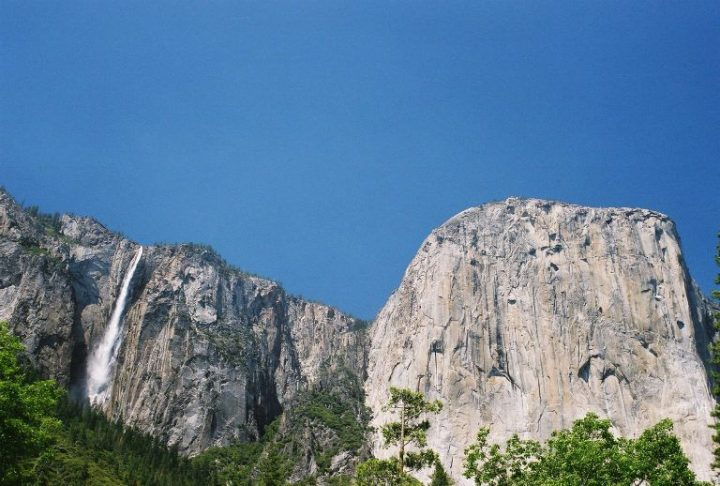 photo credit: El Capitan and Ribbon Falls via photopin (license)