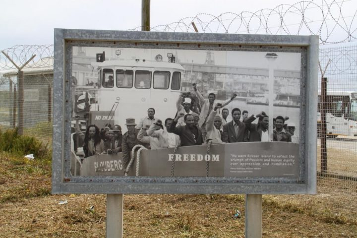 photo credit: At the Enterance of Prison Robben Island via photopin (license)