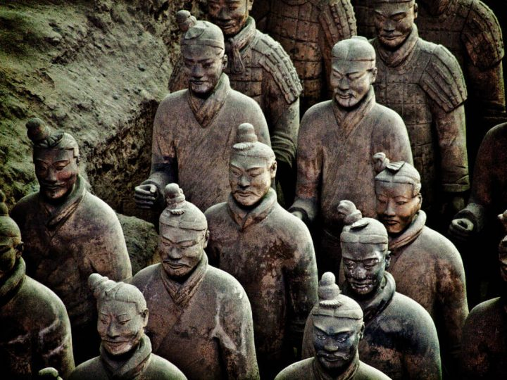 photo credit: Terracotta Warrior Statues at Xian, China via photopin (license)