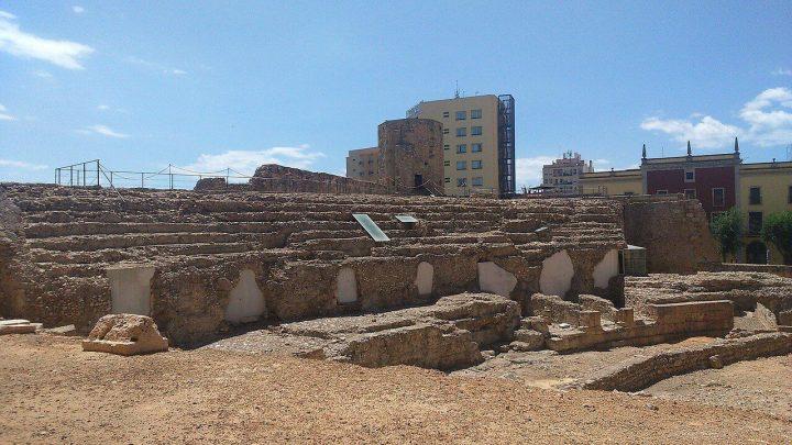 円形競技場|タラゴナの考古遺産群