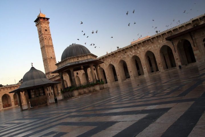 photo credit: Umayyad Mosque, Aleppo, Syria via photopin (license)